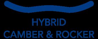HYBRID CAMBER & ROCKER