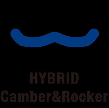 HYBRID Camber&Rocker